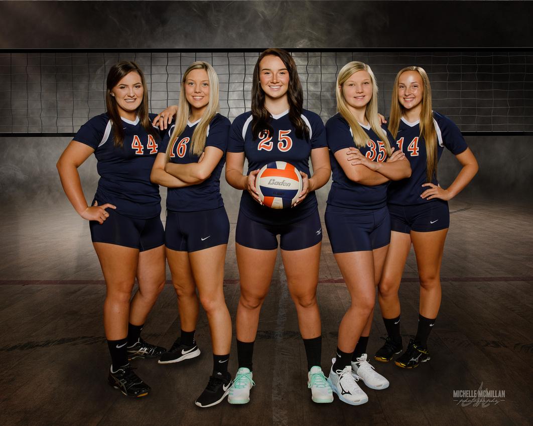 senior team picture